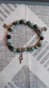 Bracelet réalisé par une participante 3