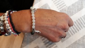 Bracelet réalisé par une participante 1